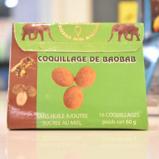 Coquillage de Baobab
